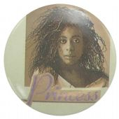Princess - 'Princess' Button Badge
